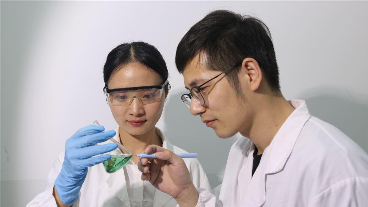 岛津LCMS-8060助力新冠肺炎治疗研究